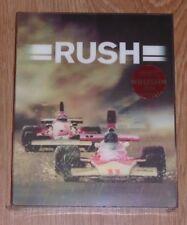 Rush (blu-ray) Steelbook. NEW & SEALED (KimchiDVD). Lenti. Numbered