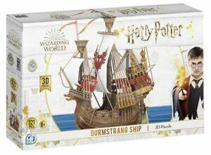 Harry Potter Wizarding World Durmstrang Ship 3D Puzzles 321 Pcs