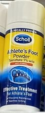 scholl athletes foot Powder