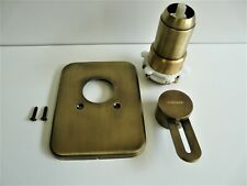 Robinetterie Douche Bronze, Armature Encastrée, Flush, Armatures de Douche