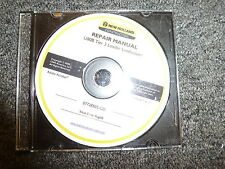 New Holland Model U80B Tier 3 Loader Landscaper Shop Service Repair Manual CD