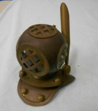 #II.    DEEP SEA  DIVING  HELMET  PEN HOLDER / PAPERWEIGHT