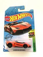 Hot Wheels 2019 LAMBORGHINI AVENTADOR J 223/250 HW Exotics 8/10 Mattel FYD74