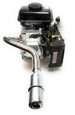 Center Rear Exhaust With Muffler for: Predator 3HP 79cc from harbor freight tool