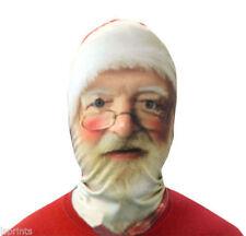 Máscaras y caretas de poliéster para disfraces, navidad