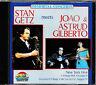 Stan Getz meets Joao & Astrud Gilberto - New York 1964  CD  NEU+OVP/SEALED!