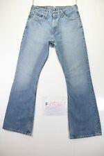 Levi's 516 Bootcut (Cod. F1726) Tg46 W32 L34 Vita Alta jeans usato vintage Zampa