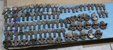 New Listingvermeer Stump Grinder Carbide Edge Teeth And Saddles Lot Used