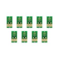 Hot sale Ink Cartridge Chip For Epson P6000 P7000 P8000 P9000 Printer 9pcs/set