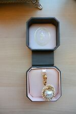 JUICY COUTURE HEDGEHOG BRACELET CHARM WITH BOX. RARE, RETIRED, GIFT.