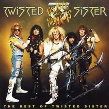 Twisted Sister : Big Hits and Nasty Cuts CD (1992)