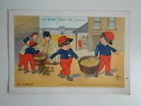 Cromos Antiguos Publicidad A Bon Mercado