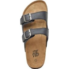 DFND London Mens Bermuda Sandals Black Size UK 8