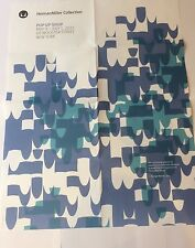 Herman Miller NYC Pop-Up Shop Poster (Blue) George Nelson & Irving Harper