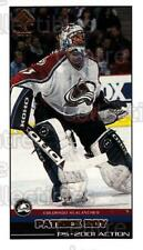 2000-01 Private Stock PS 2001 Action #12 Patrick Roy