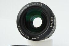 NIKON LENS SERIES E ZOOM 36-72MM F3.5 Nikon mount