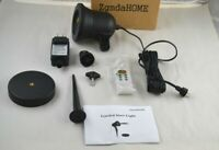 ZgmdaHOME RGB Laser Outdoor Landscape Decoration Light w/Remote Timer