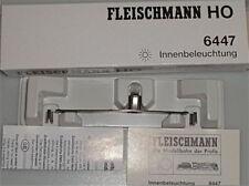 KIT ILLUMINAZIONE INTERNA X TRENI CARROZZE H0 Fleischmann 6447 Innenbeleuchtung