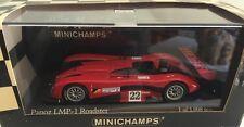 1/43 Minichamps Panoz LMP-1 Roadster no 22 Le Mans 2002 Policans/Duez/McCarthy