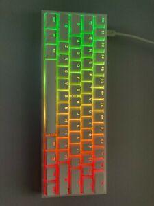 Ducky One 2 Mini RGB 60 Keyboard - Cherry MX Brown