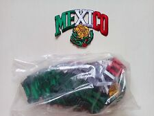 "50 MEXICO/Eagle (Arch) Embroidered Patches 4""x2.8"""