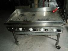 GRIDDLEPLATTE   ,Grillplatte ,Grill Breite ca 120 cm  gebraucht
