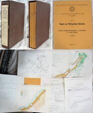 Données sur l'Hydrogéologie Algérienne / 1952 /  Nombreuses  Illustrations