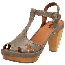 Fly London Cage Chaussures Femme 36 Sandales Salomé Compensé Escarpins UK3 Neuf