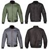 Spada Air Force one Motorcycle Motorbike Jacket Bomber WP Breathable Summer
