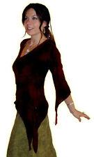 Camisas y tops de mujer de color principal rojo talla M
