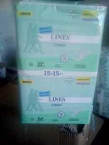 30 pannoloni a mutandina LINES-Specialist-Classis-Taglia media x incontinenza
