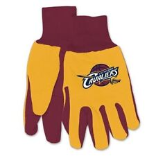 Cleveland Cavaliers Adult Sport Utility Two Tone Gloves *Brand New* No Slip Grip