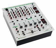 5-Kanal DJ PA Mixer Mischpult BPM Counter Talkover Digital Effekt Gerät Mic In