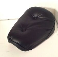 Sportster Harley Davidson 883 XL Solo Pillow Seat/OEM Stock- NEW!!