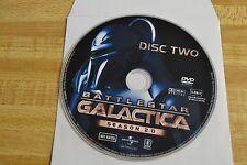 Battlestar Galactica Second Season 2.0 Disc 2 Replacement DVD Disc Only*