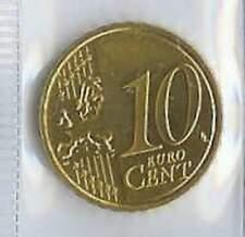 België 2002 UNC 10 cent : Standaard