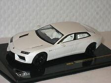 Lamborghini Estoque 2008 Perl blanco 1:43 Ixo nuevo con embalaje original moc176