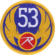 """Rothco 53 Wing Morale Patch with Hook & Loop Back 3"""""""