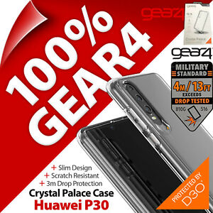 Gear4 Crystal Palace Advanced D3O Impact 4m Drop Protection Case for Huawei P30