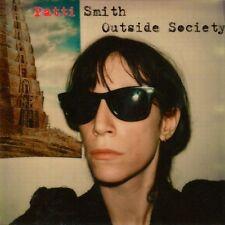 Patti Smith - Outside Society CD