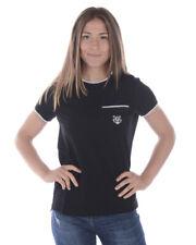 T shirt Kenzo Sweatshirt Coton Femme Noir 981 2TS858 99 TL. S