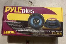 New listing Pyle plus Pl50 speakers