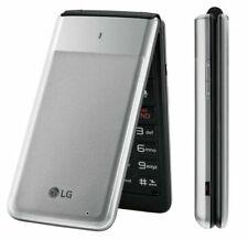 LG Exalt LTE VN220 - 8GB - Silver (Verizon) (Single SIM)