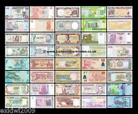 AFRICA BANKNOTE COLLECTION - 20 DIFFERENT UNC BANKNOTES 20 PCS  SET # 2