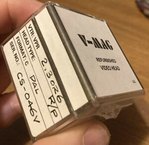 Ampex VPR 2, 3, 6 R/P Head PAL V-MAG