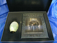Game of Thrones: The Complete First Season (Blu-ray/DVD, 2012, 8-Disc Set)