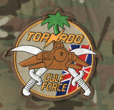 Royal Air Force PANAVIA TORNADO FIGHTER BOMBER OPERATION TELIC Op TELIC INSIGNIA