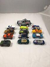 Mixed lot of 13 toy Matchbox Vehicles