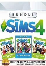 The Sims 4 Bundle Pack 5 PC / Mac (Origin Download Key)