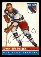 DON RALEIGH 54-55 TOPPS 1954-55 NO 53 VGEX+  17234